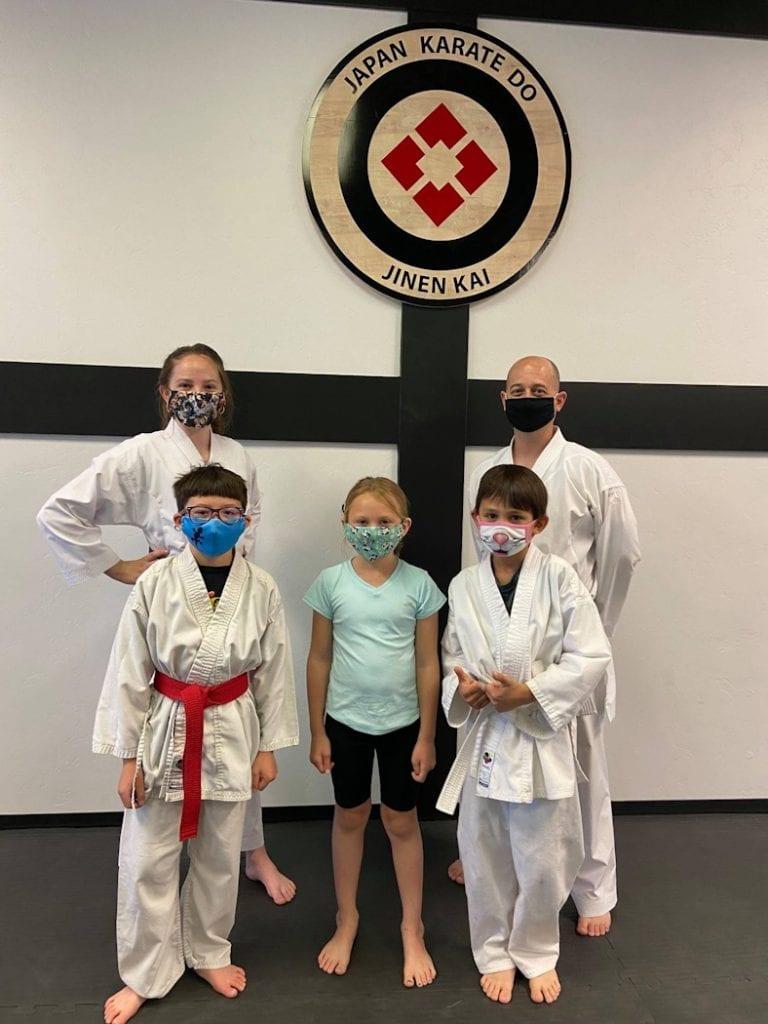Kids Karate Classes Tucson, AZ
