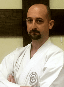Owner and Chief Instructor Sensei Patrick Martin