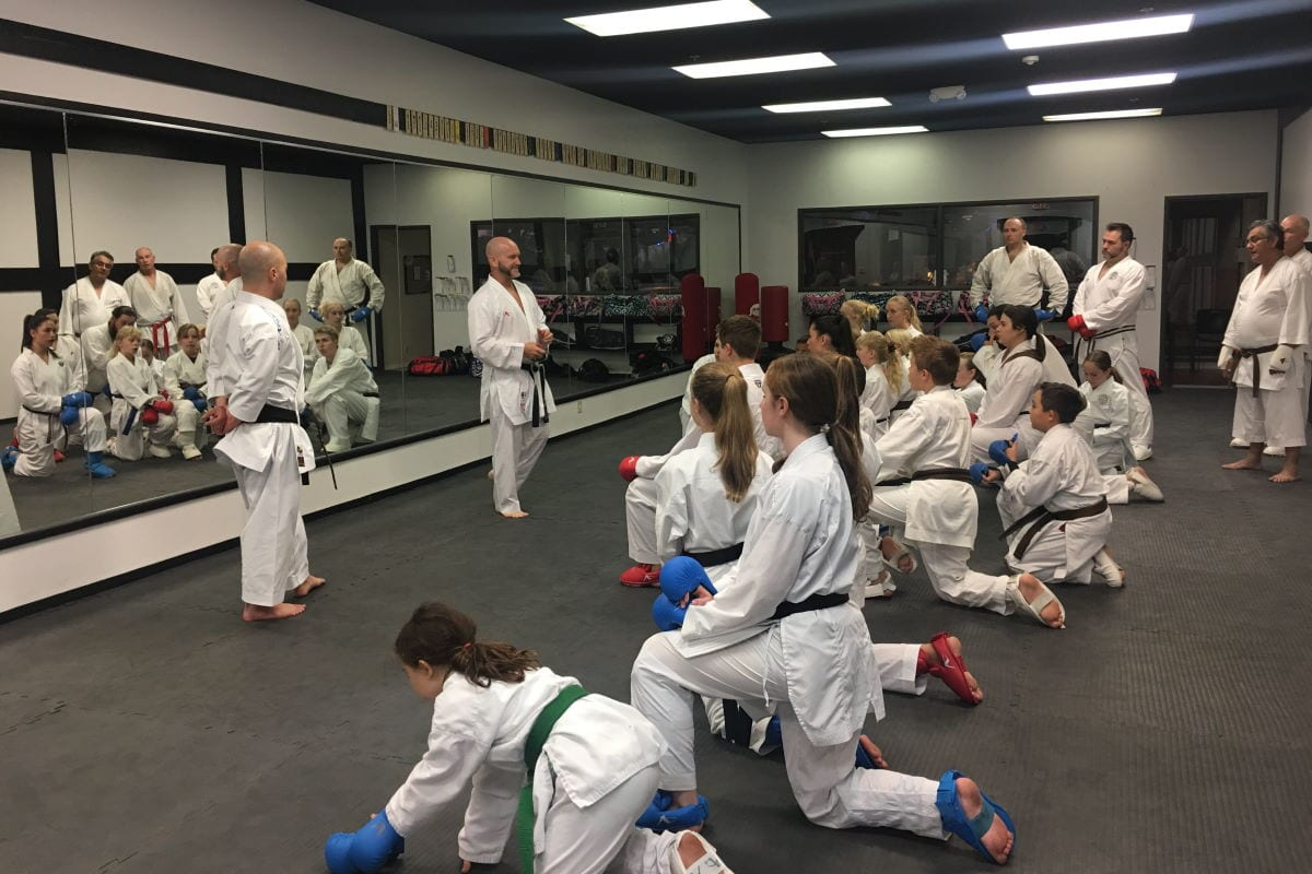 Nihon Karate School Martial Arts Dojo